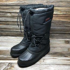 Sorel Kaufman and Canada Snow Boots Women's 7